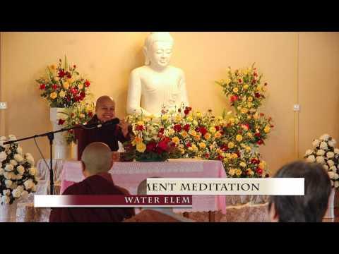 四界分别观 (Understand the Power of 4 Element Meditation)