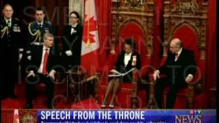 SPEECH FROM THE THRONE--TYRANNY IS COMING TO CANADA!