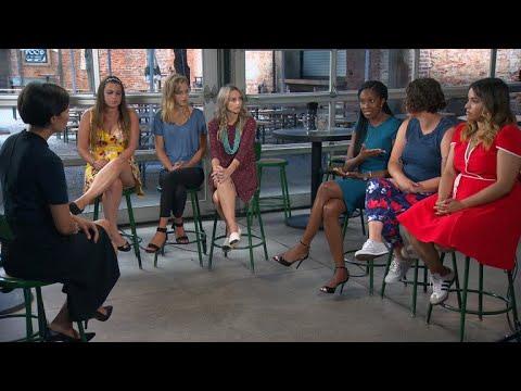 Millennial women talk Trump, immigration and gun reform