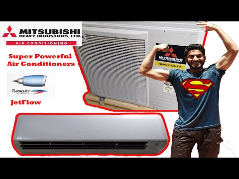 SuperMan Of Air Conditioners!! Top Reasons To Buy Mitsubishi Heavy Duty | SRK20CSS Live Amperes