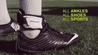 donjoy performance pod ankle brace never tape again