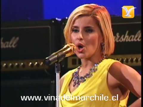 Nelly Furtado, Say It Right, Festival de Viña 2008