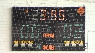 Кубок ФК Универ.17 тур 10 лига.Бегемоты - ЭнергоТайм