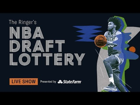 The Ringer's NBA Draft Lottery Live Show presented by State Farm