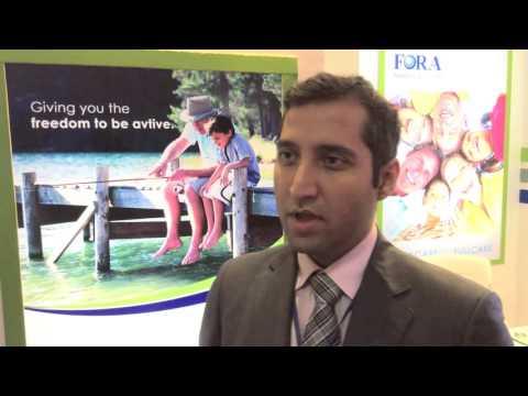 Iran Health – Dr. Reza Agazadeh, Commercial Manager RAD-company
