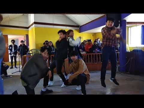 171216 Immortals Army - DNA Dance Cover @mizo Kpoppers Fanmeet