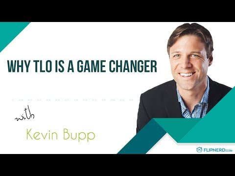 Why TLO is a Game Changer - Kevin Bupp