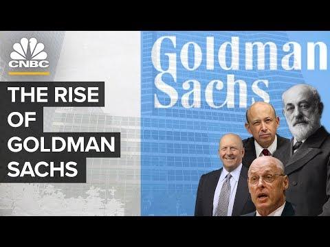 Why Goldman Sachs