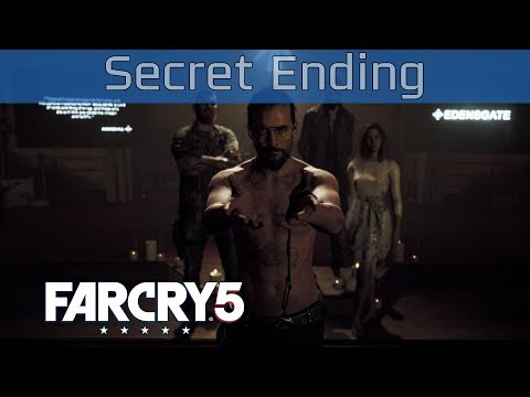 Far Cry 5 - Secret Ending and Credits [HD 1080P]