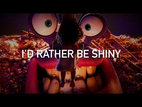 Jemaine Clement - Shiny (official from Disney's Moana, with lyrics)