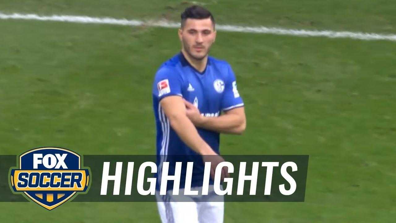 Schalke Vs Darmstadt