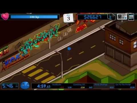 Stick RPG 2 Speedrun In 9:43