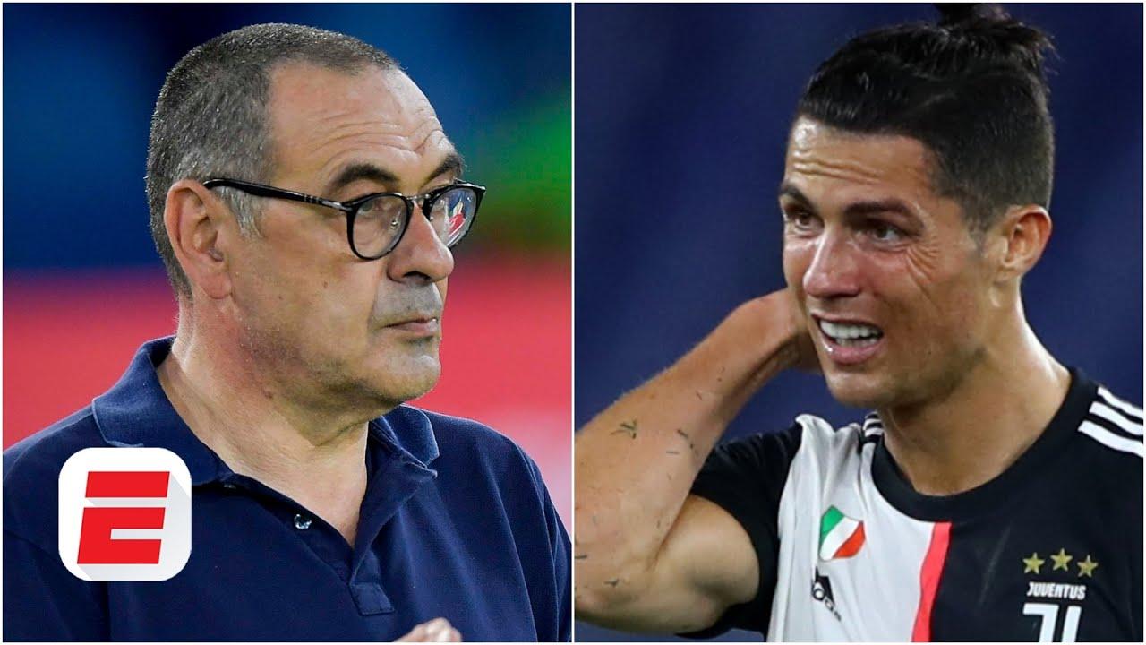 Did Maurizio Sarri Misuse Cristiano Ronaldo In Juventus Coppa Italia Final Defeat Espn Fc Youtube