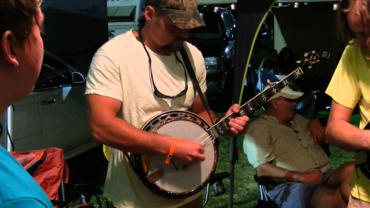 Leavin Galax 2015 Jam Jason Davis Youtube