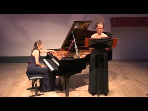 DARE 2015: OUTLANDISH. H. Lachenmann, Got Lost (Ingeborg Dalheim, soprano & Heloisa Amaral, piano)