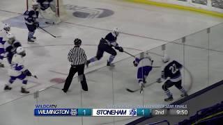 WHS Boys Hockey vs Stoneham