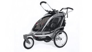 Multisport trailer - Thule Chariot Chinook(Are you looking for a multisport trailer for your child? Watch this video and find out how to use all the smart features and solutions of the Thule Chariot Chinook a ..., 2013-10-11T11:51:29.000Z)