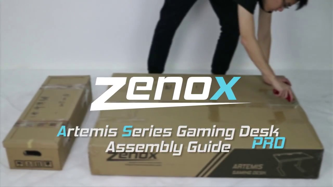 Assembly Guides | Racing Chairs | Gaming Chairs | eSports | Hong