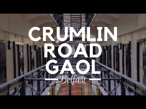 Crumlin Road Gaol - Belfast Attraction - Things to do in Belfast - Belfast Vacation - Belfast City