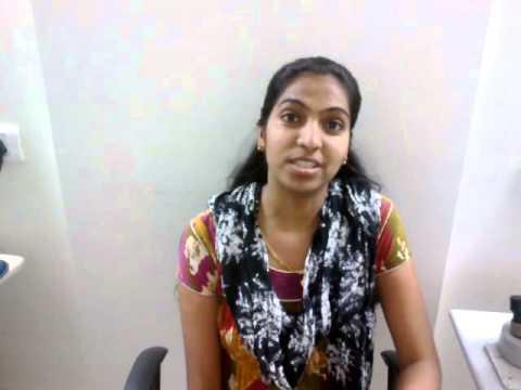 Shashikala Detailed tesimonial For LASIK at Dr.Gadgil's Clinic, Thane