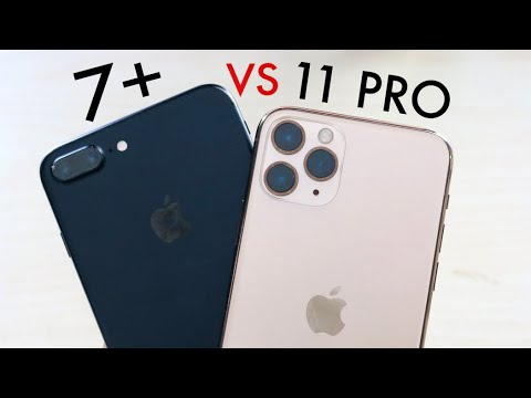Photo of iPhone 11 Pro Vs iPhone 7 Plus! (Should You Upgrade?) (Comparison) – شركة ابل
