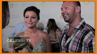 Jenni JWoww Farley claims husband is abusive - Hollywood TV