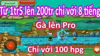 Namek 100hpg Tập 1: Cách up sức mạnh nhanh nhất?   Ngọc rồng online   Shine Channel Sv7