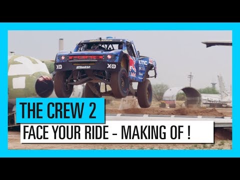 FACE YOUR RIDE | MAKING OF