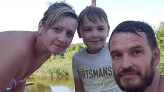 Отдых на реке Свапа в августе 2018