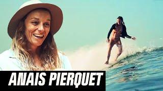 Anais Pierquet e a arte através do surfe e design   Elas Dançam Com O Mar   Canal OFF