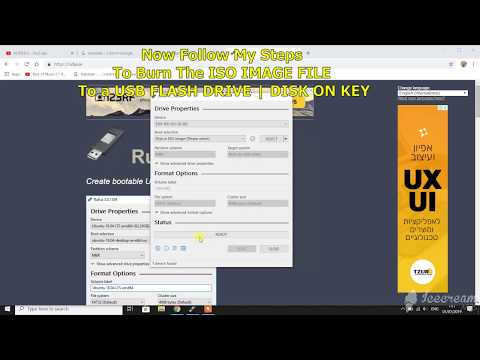 How To Make Bootable USB Flash Drive For Clean Install
