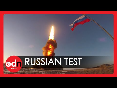 Russian Military Tests New Missile Defence System in Kazakhstan