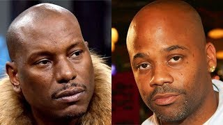 Tyrese & Dame Dash Have Some Words For Each Other!!