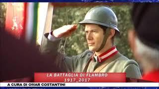 LA BATTAGLIA DI FLAMBRO. 1917-2017