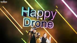 4K 群馬【めがね橋 碓氷第三橋梁】紅葉 ドローン空撮! Happy Drone Japan