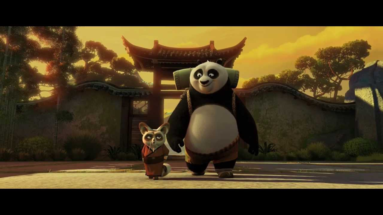 Kung Fu Panda Official Trailer 1 Hd Youtube