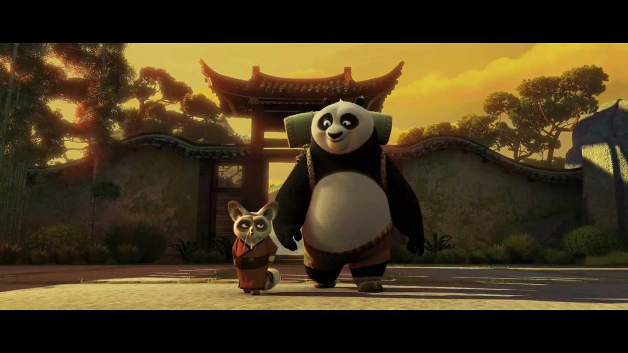 kung fu panda official