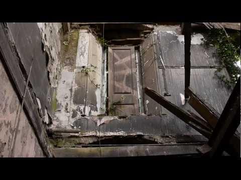 Grangegorman - Abandoned Lunatic Asylum, Dublin, Ireland.