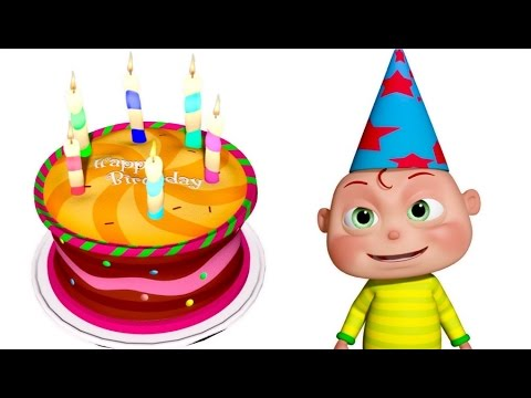 Happy Birthday Song | Nursery Rhymes Collection | Videogyan 3D Rhymes & Children Songs