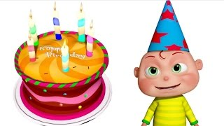 Happy Birthday Song And Many More Songs | Nursery Rhymes Collection | Kids Songs
