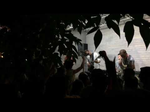 "Band ""Radio & Video"" Live at Nizami street in Baku, Azerbaijan"