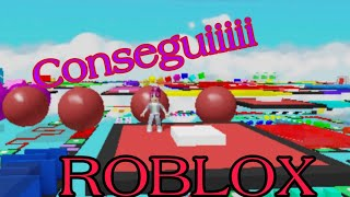 Playing Roblox (Escape)