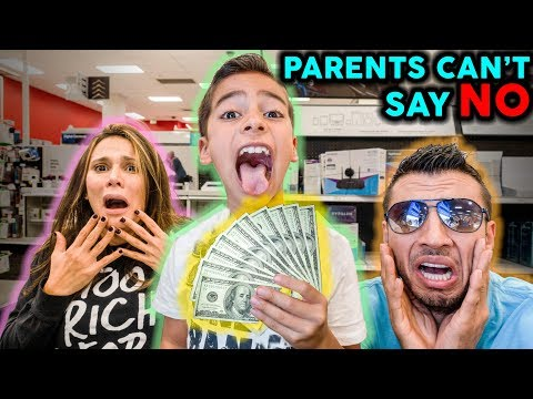 8 Year Old In Charge For 24 Hours **PARENT'S CAN'T SAY NO** | The Royalty Family