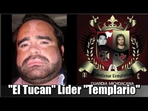 """La Captura de """"El Tucan"""" Líder """"Templario"""""""