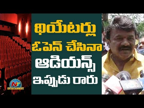 Talasani Srinivas Yadav About Tollywood Industry And Theaters   NTV Entertainment