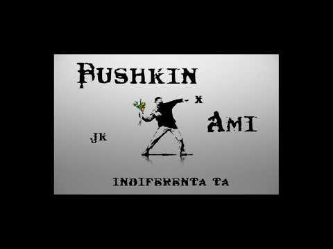 Pushkin x Ami- Indiferenta ta (cover)