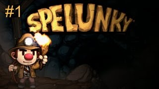Northernlion Plays: Spelunky! (PC!) [Episode 1]
