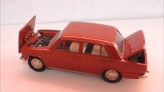 видео: Модельки 1:43. Часть первая