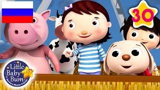 детские песенки   Золотое Солнышко   мультфильмы для детей   Литл Бэйби Бум