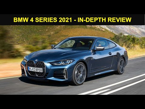 BMW 4 Series Coupe 2021 Review - (New shape)